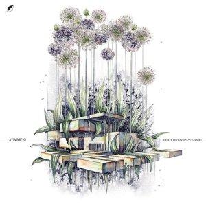 Album Die Luft, der Garten und das Meer from Stimming