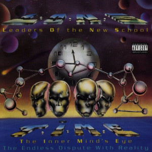 Album T.I.M.E. from Leaders Of The New School