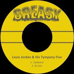 Album Caldonia from Louis Jordan & His Tympany Five
