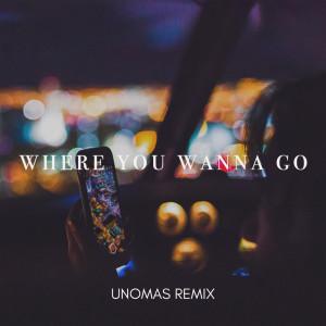 Album Where You Wanna Go (UNOMAS Remix) from Olivia Escuyos