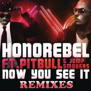 Listen to Now You See It (Benny Benassi Remix) song with lyrics from Honorebel