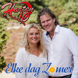 Listen to Elke dag zomer song with lyrics from Harten 10