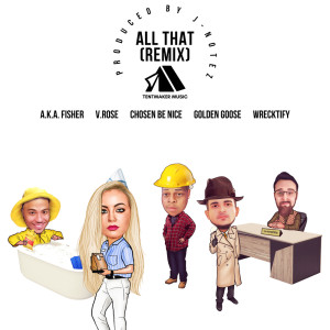 Album All That (Remix) from V. Rose