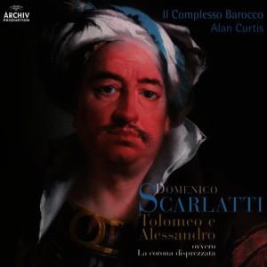 Album Tolomeo E Alessandro Ovvero  La Corona Disprezzata from Alan Curtis