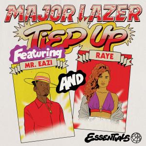Album Tied Up (feat. Mr Eazi, RAYE and Jake Gosling) from Major Lazer