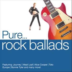 Album Pure... Rock Ballads from Various Artists