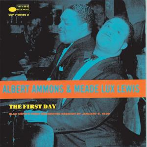 The First Day 1992 Albert Ammons