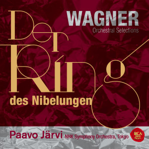 "Paavo Järvi的專輯Orchestral Selections from ""Der Ring des Nibelungen"""