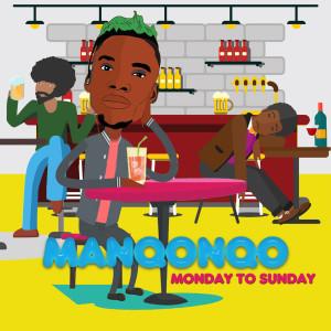 Album Monday to Sunday from Manqonqo
