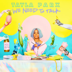Listen to Disconnected (feat. Cautious Clay) song with lyrics from Tayla Parx