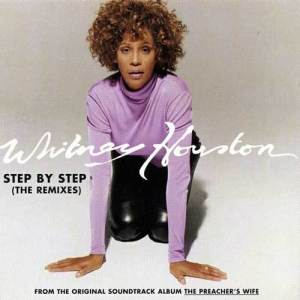 Listen to Step by Step (Teddy Riley Remix) song with lyrics from Whitney Houston