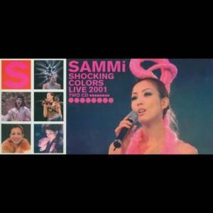 鄭秀文的專輯Sammi Shocking Colours Live 2001