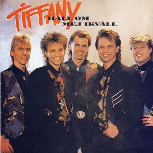 Album Håll Om Mej Ikväll from Tiffany