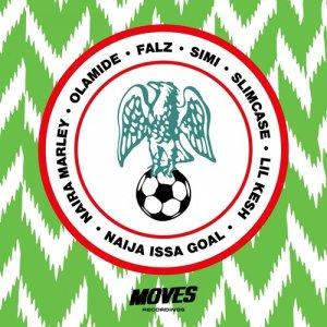 Album Naija Issa Goal from Various Artists