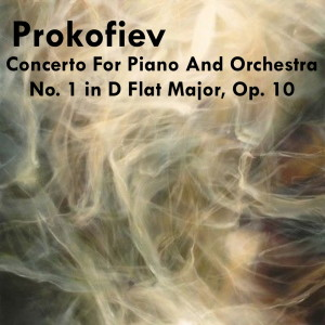Album Prokofiev Concerto For Piano And Orchestra No. 1 in D Flat Major, Op. 10 from Joseph Alenin