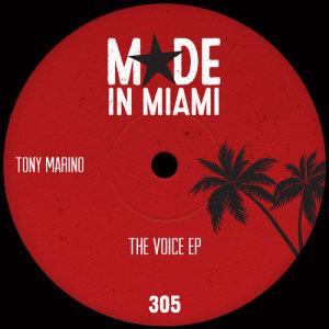Album The Voice EP from Tony Marino