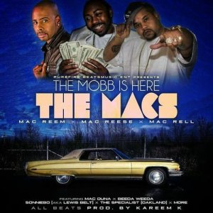 Album The Mobb is Here: The Macs from Mac Reem