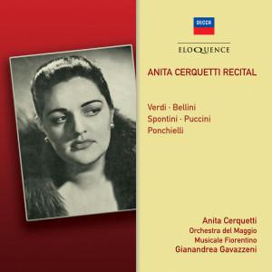 Gianandrea Gavazzeni的專輯Anita Cerquetti Recital