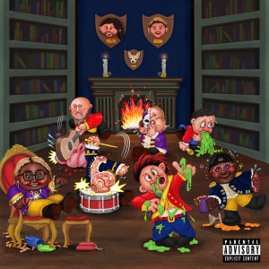 Album Emotions (Explicit) from Yung Booke