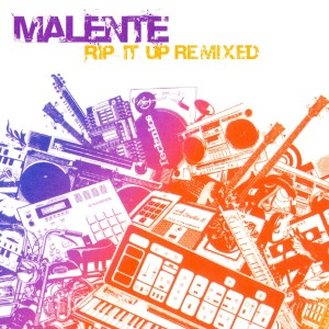 Album Rip It up Remixed from Malente