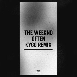Album Often from The Weeknd