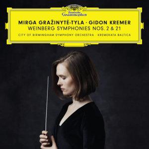 """Mirga Gražinytė-Tyla的專輯Weinberg: Symphony No. 21, Op. 152 """"Kaddish"""": 4. Presto"""