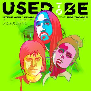 Used To Be (feat. Rob Thomas) (Acoustic) dari Steve Aoki