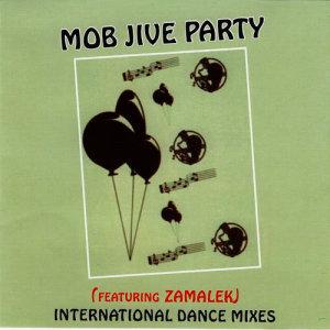 Album International Dance Mixes (feat. Zamalek) from Mob Jive Party