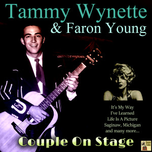 Album Couple on Stage from Tammy Wynette