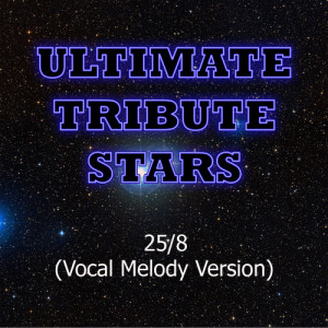 Ultimate Tribute Stars的專輯Mary J. Blige - 25/8 (Vocal Melody Version)