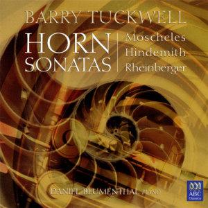 Album Horn Sonatas from Barry Tuckwell