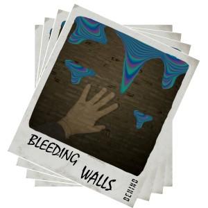 behind的專輯Bleeding Walls