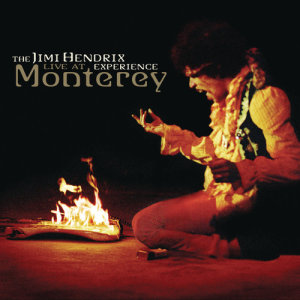 Album Live At Monterey from The Jimi Hendrix Experience