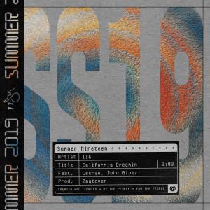 Album California Dreamin from 116