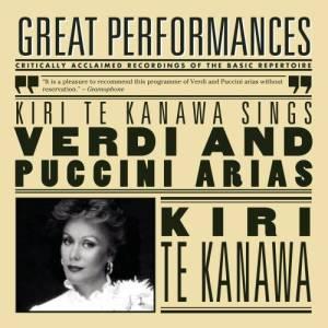 Kiri Te Kanawa sings Puccini and Verdi