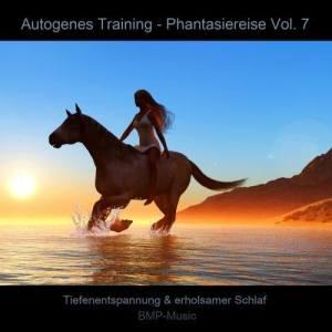 Album Autogenes Training - Phantasiereise - Tiefenentspannung & erholsamer Schlaf, Vol. 7 from BMP-Music