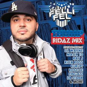 Album DJ Felli Fel Presents the Thump Ridaz Mix from 群星