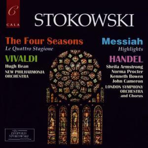 Vivaldi: The Four Seasons - Handel: Messiah (Highlights)
