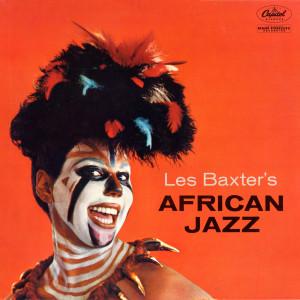 African Jazz 2010 Les Baxter