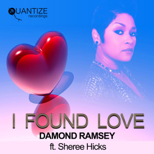 Album I Found Love from Damond Ramsey