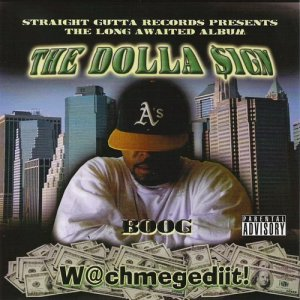 Boog的專輯The Dolla Sign