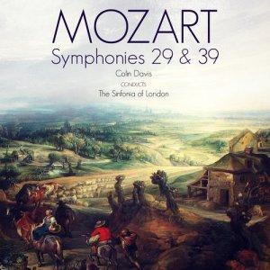 Mozart: Symphonies 29 & 39