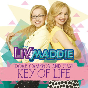 Cast - Liv and Maddie的專輯Key of Life