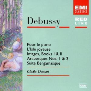 Album Pour Le Piano, L'Isle Joyeuse, Images Etc. from Cecile Ousset