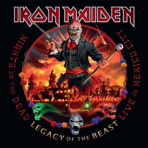 Iron Maiden的專輯Aces High (Live in Mexico City, Palacio de los Deportes, Mexico, September 2019)