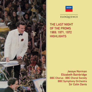 Album The Last Night of the Proms from BBC Symphony Orchestra