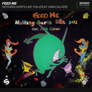 Album Nothing Hurts Like You (feat. Sam Calver) from Feed Me
