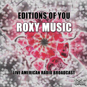 Album Editions Of You from Roxy Music