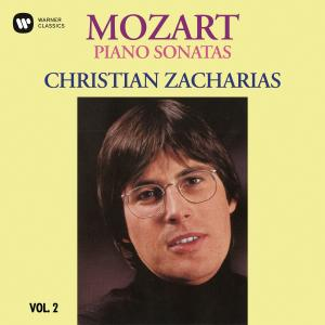 "Album Mozart: Piano Sonatas, Vol. 2: K. 282, 284, 333 ""Linz"" & 545 ""Semplice"" from Christian Zacharias"