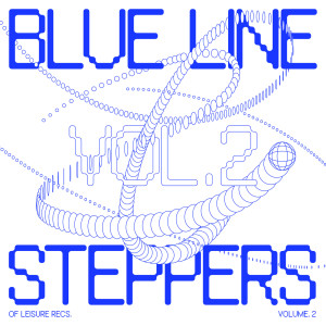 Album Blue Line Steppers Compilation: Vol. 2 from Various Artists